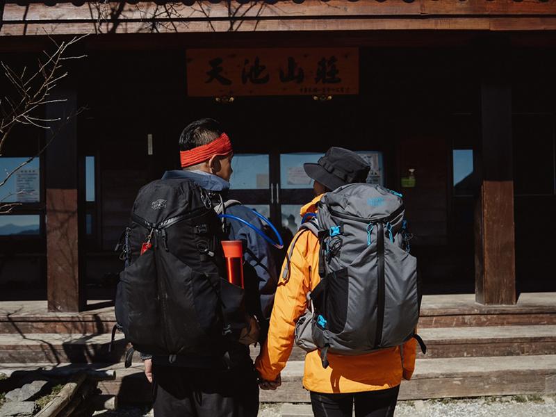 登山背包推薦 | Coulee 40使用心得 - Gina