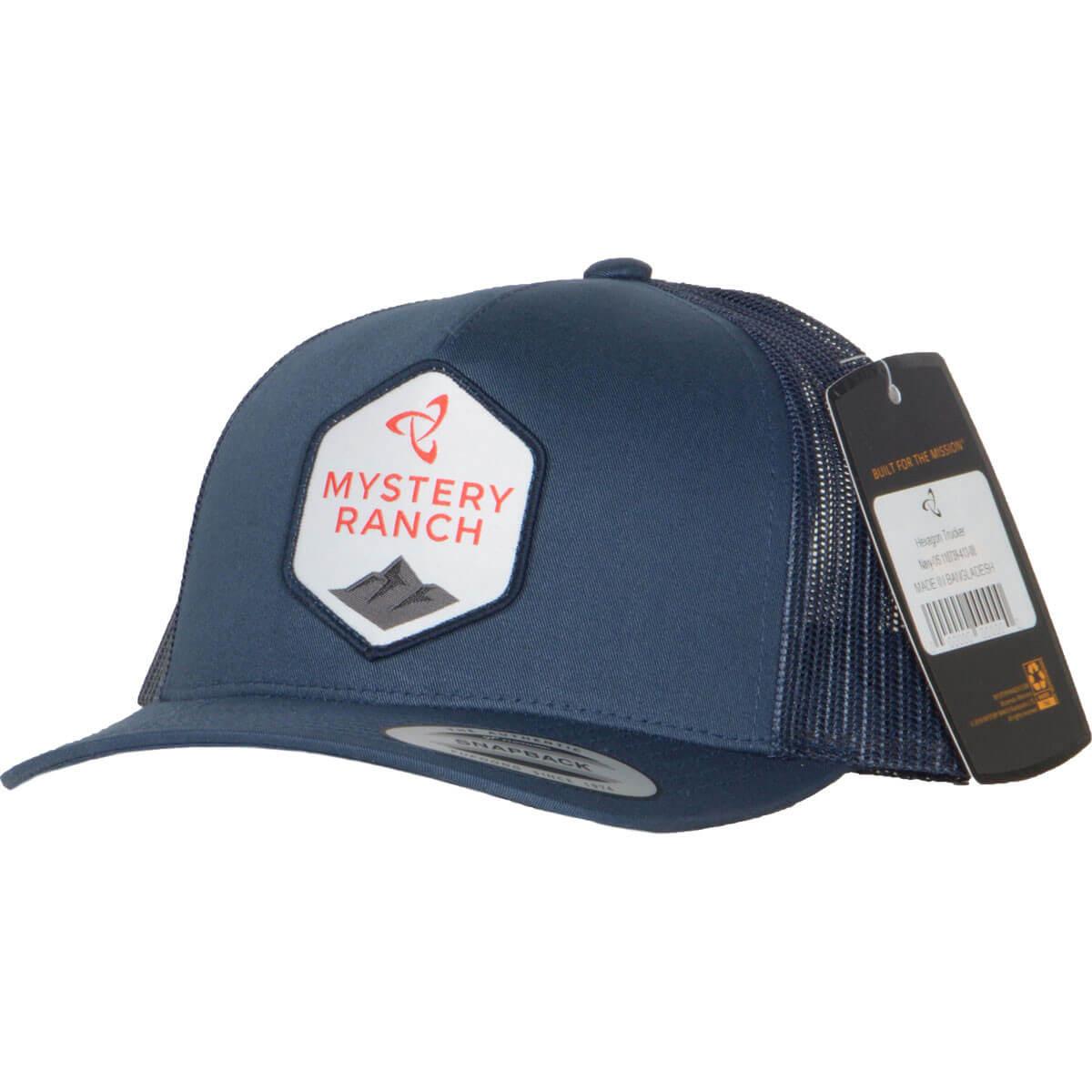 HEXAGON TRUCKER HAT