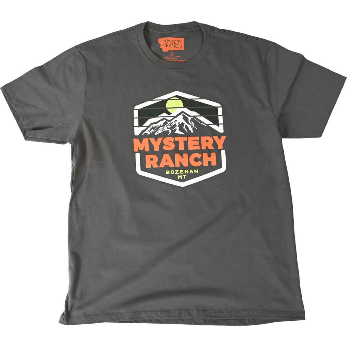 OVER THE MTN TEE